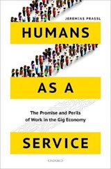 Humans as a Service | Jeremias Prassl |