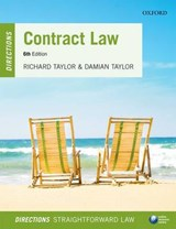 Contract Law | Taylor, Richard ; Taylor, Damian |