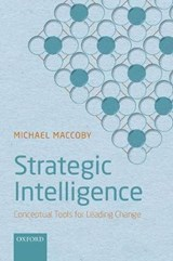 Strategic Intelligence | Michael Maccoby |