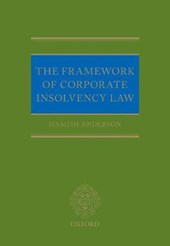 The Framework of Corporate Insolvency Law