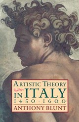 Artistic Theory in Italy, 1450-1600 | Anthony Blunt |