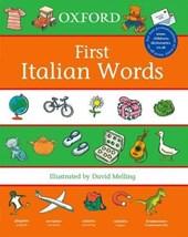 First Italian Words