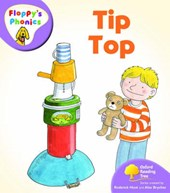 Oxford Reading Tree: Level 1+: Floppy's Phonics: Tip Top | Roderick Hunt |