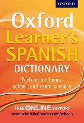 Oxford Learner's Spanish Dictionary | Nicholas Rollin |