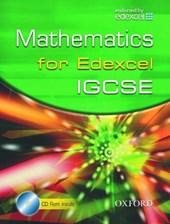 Edexcel Maths for IGCSE (R) (with CD)