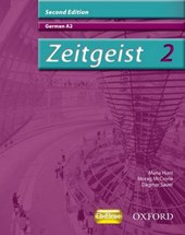 Zeitgeist: 2: A2 Students' Book | Morag McCrorie |