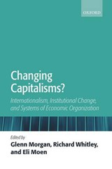 Changing Capitalisms? | MORGAN,  Glenn |