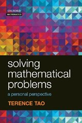 Solving Mathematical Problems | Terence Tao |