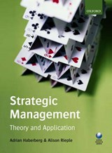 Strategic Management | Adrian Haberberg |