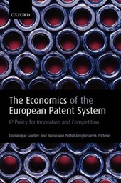 The Economics of the European Patent System
