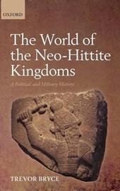 The World of Neo-Hittite Kingdoms