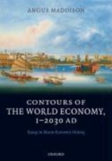 Contours of the World Economy 1-2030 AD | Angus Maddison |