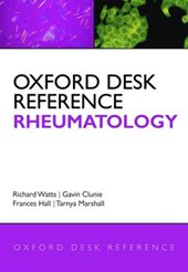 Oxford Desk Reference: Rheumatology | Richard Watts |