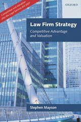 Law Firm Strategy | Stephen Mayson |