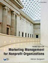 Marketing Management for Nonprofit Organizations | Adrian Sargeant |