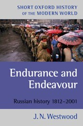 Endurance and Endeavour | J N Westwood |