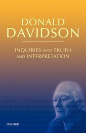 Inquiries into Truth and Interpretation | Donald Davidson |