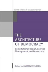 The Architecture of Democracy | Andrew Reynolds |
