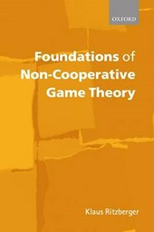 Foundations of Non-Cooperative Game Theory