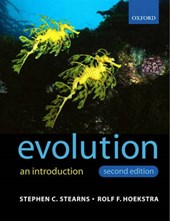 Evolution | Stephen Stearns |