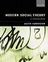 Modern Social Theory | Austin Harrington |