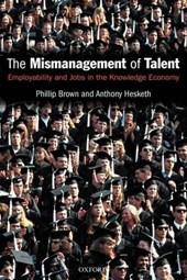 Mismanagement of Talent