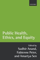 Public Health, Ethics, And Equity |  |