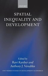 Spatial Inequality And Development | auteur onbekend |