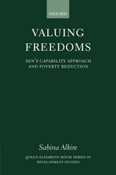 Valuing Freedoms