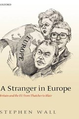 A Stranger in Europe | Stephen Wall |
