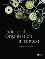 Industrial Organization in Context | Stephen Martin |