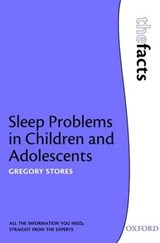 Sleep problems in Children and Adolescents | Gregory Stores |
