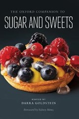 The Oxford Companion to Sugar and Sweets | auteur onbekend |