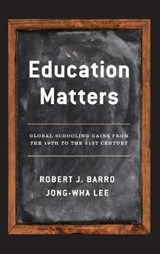 Education Matters | Robert J. Barro |
