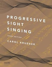Progressive Sight Singing | Carol Krueger |