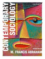 Contemporary Sociology | M. Francis Abraham |