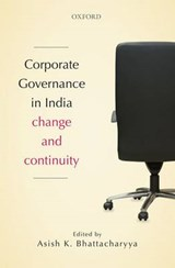 Corporate Governance in India | Asish K. Bhattacharyya |