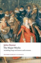 John Donne - The Major Works | John Donne |
