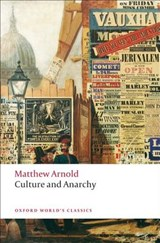 Culture and Anarchy | Matthew Arnold |