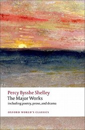 The Major Works | Percy Bysshe Shelley & Zachary Leader |