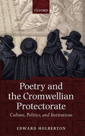 Poetry and the Cromwellian Protectorate