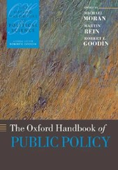 Oxford Handbook of Public Policy | Michael Moran & Martin Rein & Robert E. Goodin |