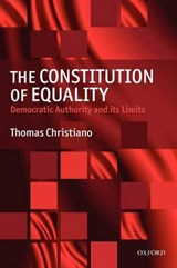 The Constitution of Equality | Thomas Christiano |