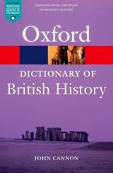 A Dictionary of British History | auteur onbekend |