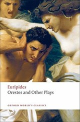Ion - Orestes Phoenician Women Suppliant Women | James Euripides ; Morwood |