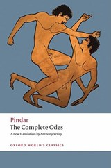 The Complete Odes | Pindar |