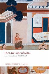 The Law Code of Manu | auteur onbekend |