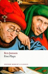Five Plays | JONSON,  Ben |