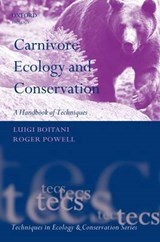 Carnivore Ecology and Conservation | auteur onbekend |