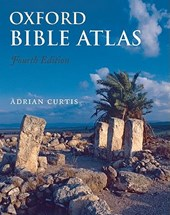Oxford Bible Atlas | Adrian Curtis |